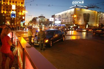 фото предоставлено «Новой» очевидцем Иваном Ершовым