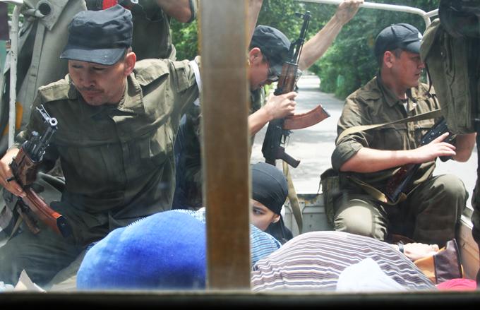 Аркадий Бабченко – «Новая»