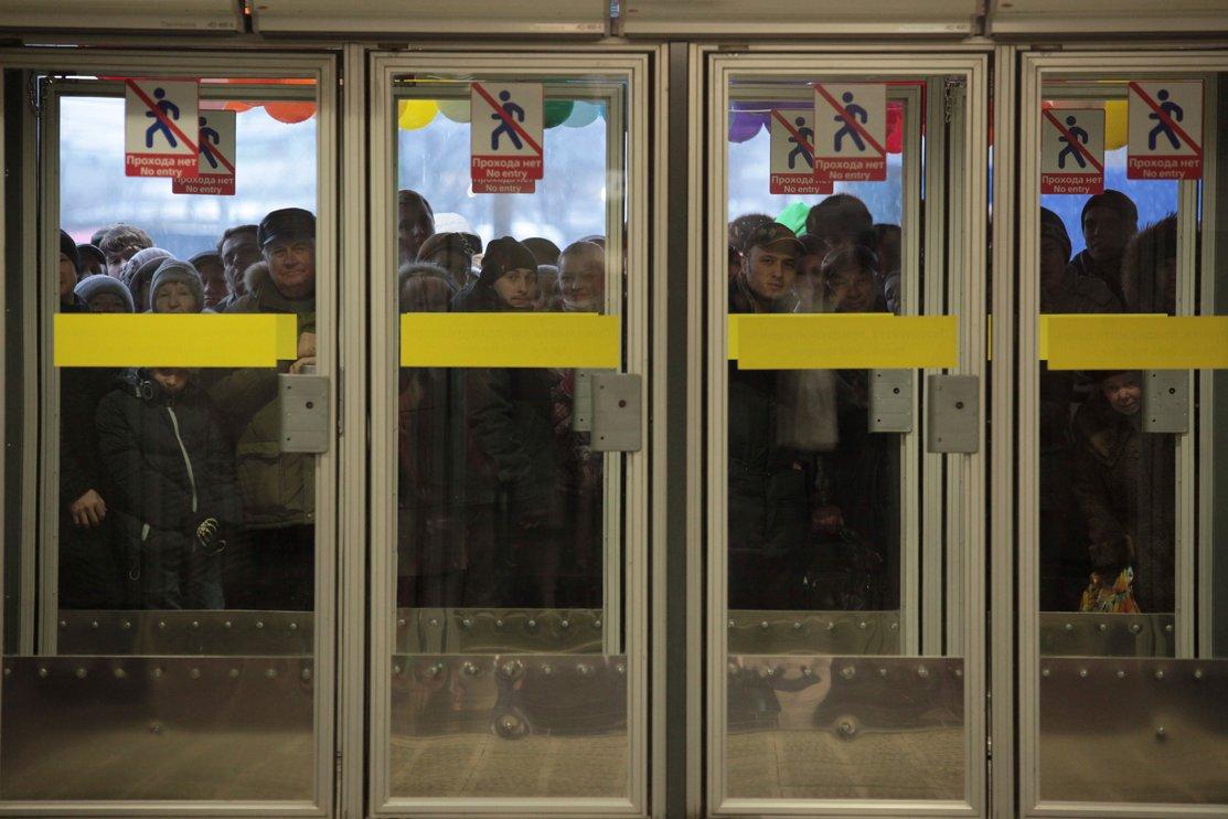 Халтурщик «Метрострой» взялся за станцию «Площадь Мужества»