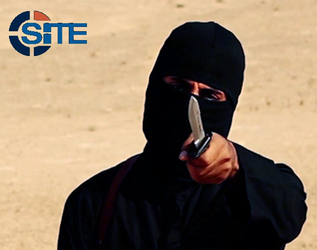 Джихади Джон. Фото: Reuters