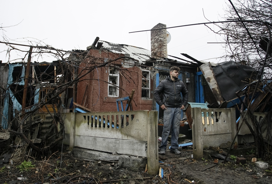 Немецкий журналист: у людей на подконтрольной Украине территории Донбасса одна надежда на спасение