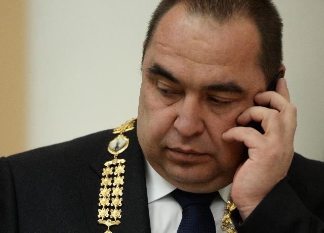 Бывший руководитель ЛНР Плотницкий находится в