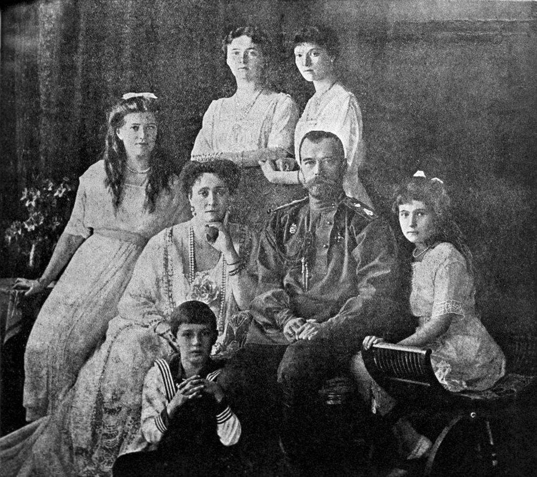 Почему убийство царской семьи не могло быть ритуальным