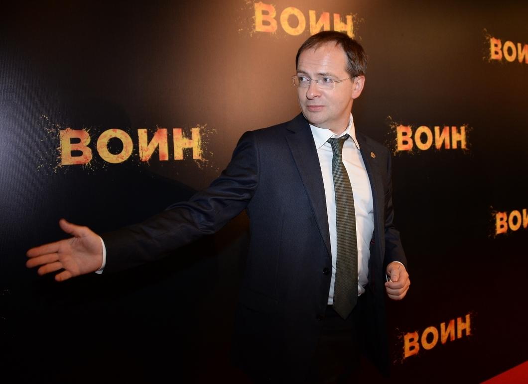 /Владимир Мединский предлагает снять фильм../