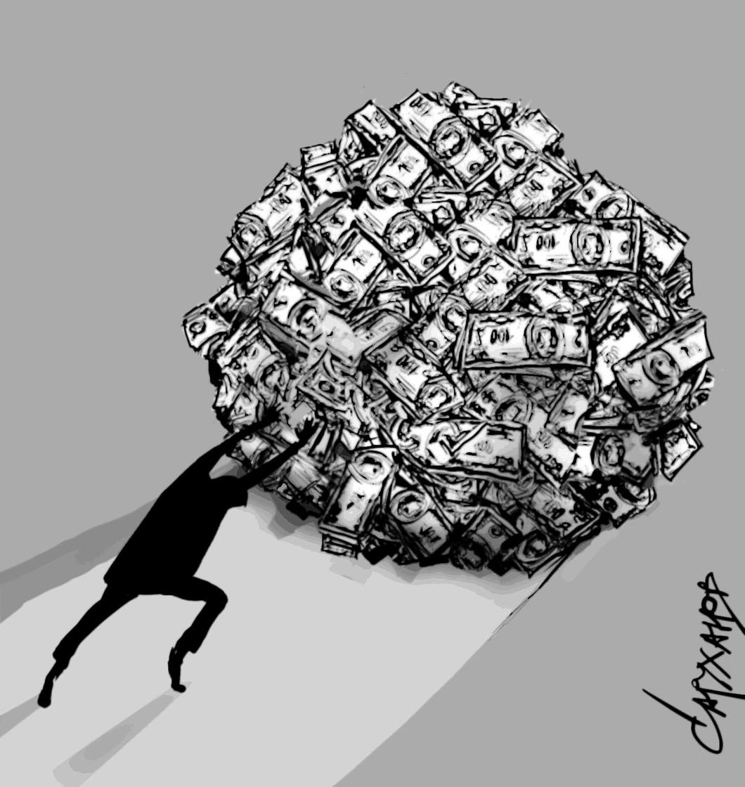 Это — не борьба с коррупцией, а ее полный провал