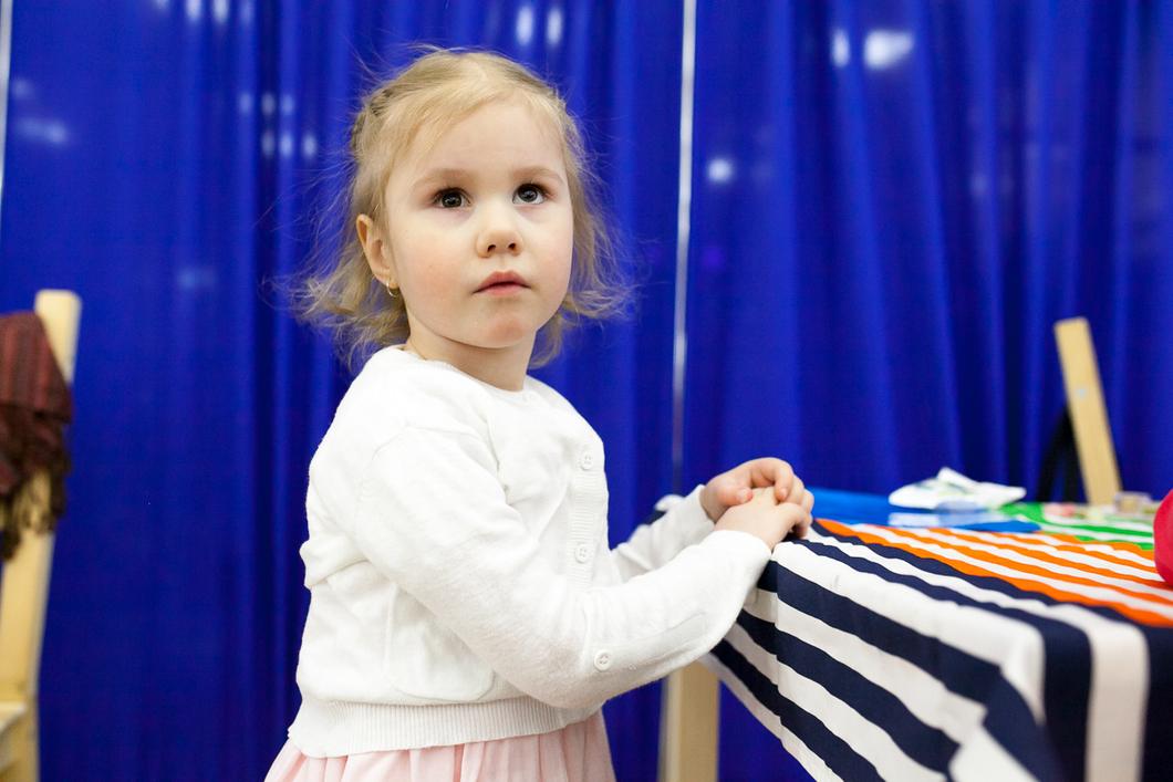 Праздник, организованный Благотворительным фондом РМК для воспитанников Карабашского детского дома
