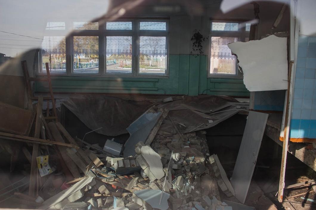 Срочно: В Саратовской области рухнула школа. Все подробности 1