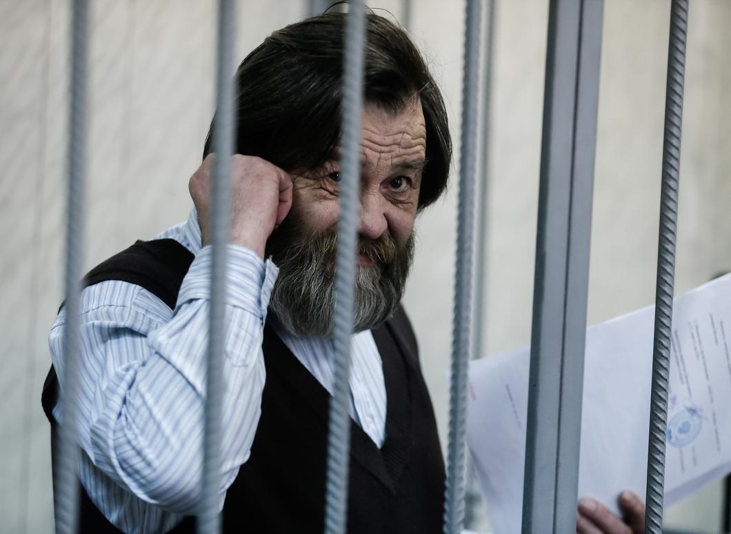 Умер оппозиционер Сергей Мохнаткин