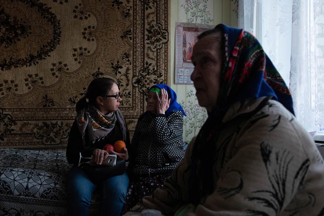 Дома престарелых пнд дом престарелых пос им свердлова как доехать