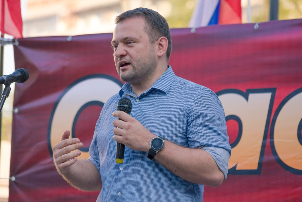 Сергей Бойко. Facebook.com