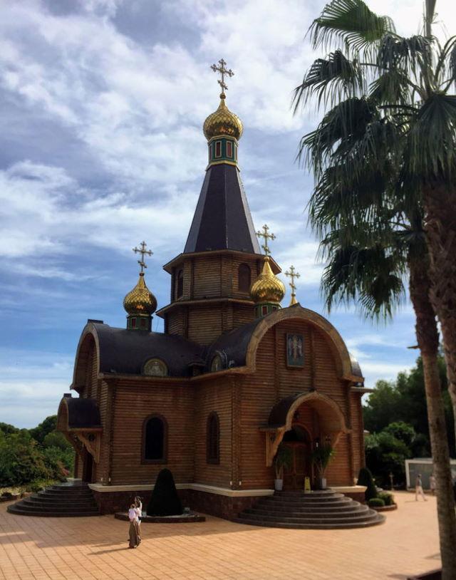 Элитная испанская недвижимость митрополита Илариона