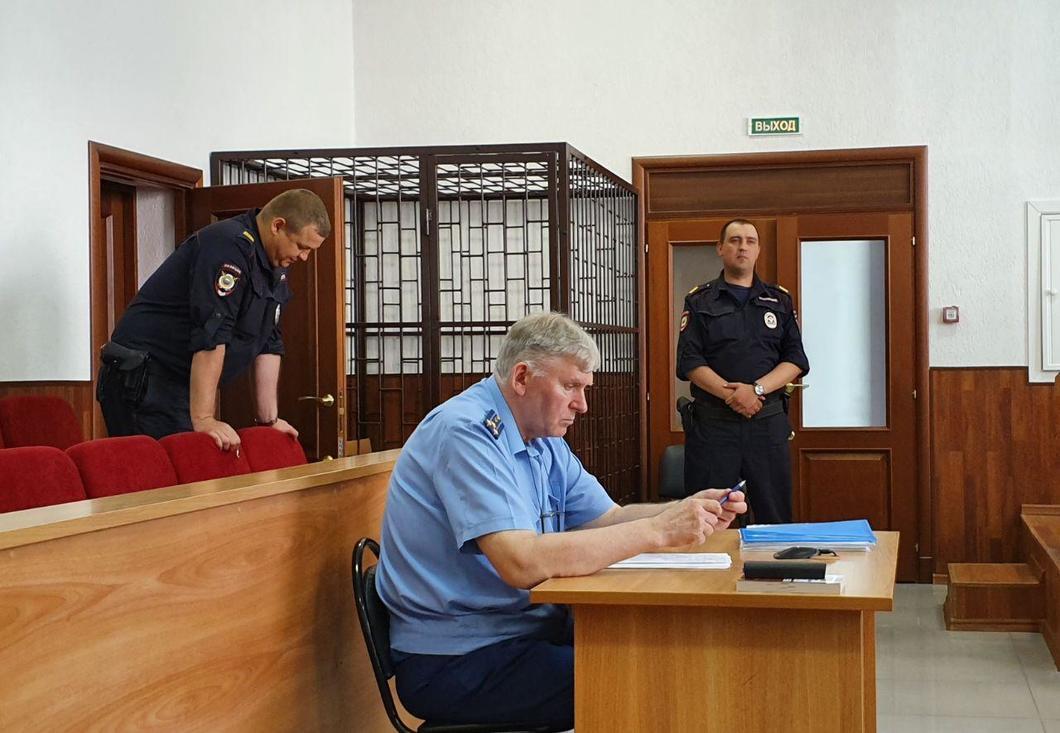 Прокурор Сергей Семеренко