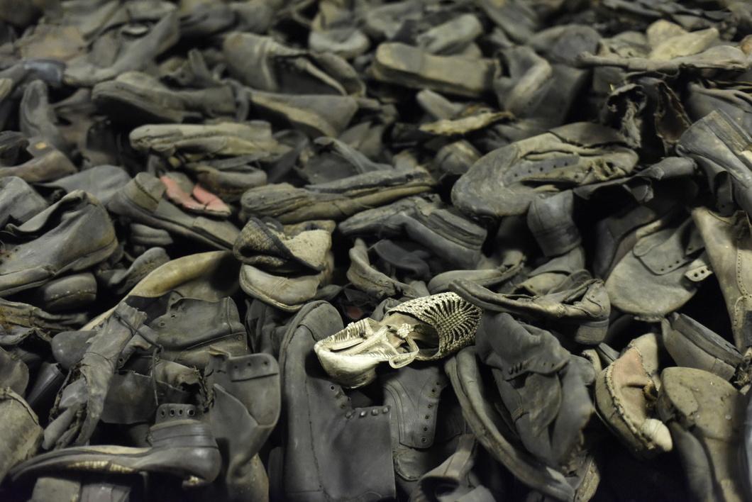 Свитки из пепла Аушвица-Биркенау