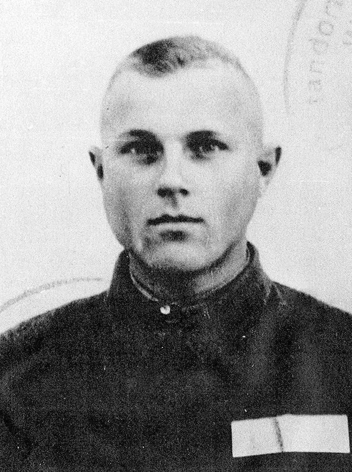 Иван Демьянюк во время службы в СС. Фото: Wikimedia