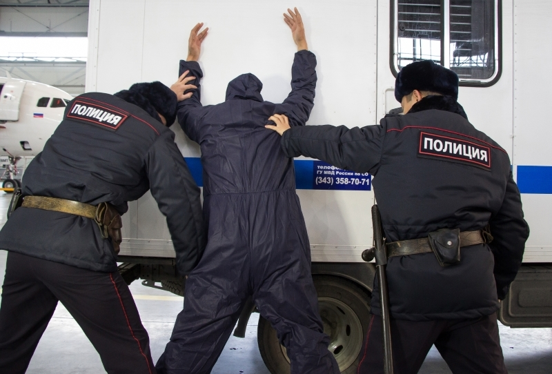 что делают полицейские
