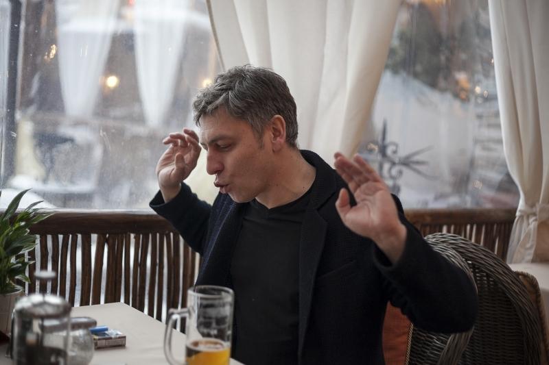 Марюс Ивашкявичус: «На мир наползает ненависть к «другому