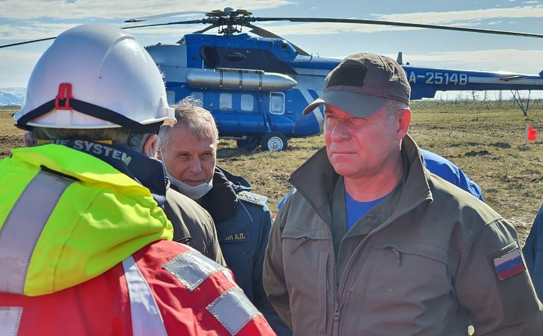 Катастрофа в Норильске в контексте освоения русского Севера