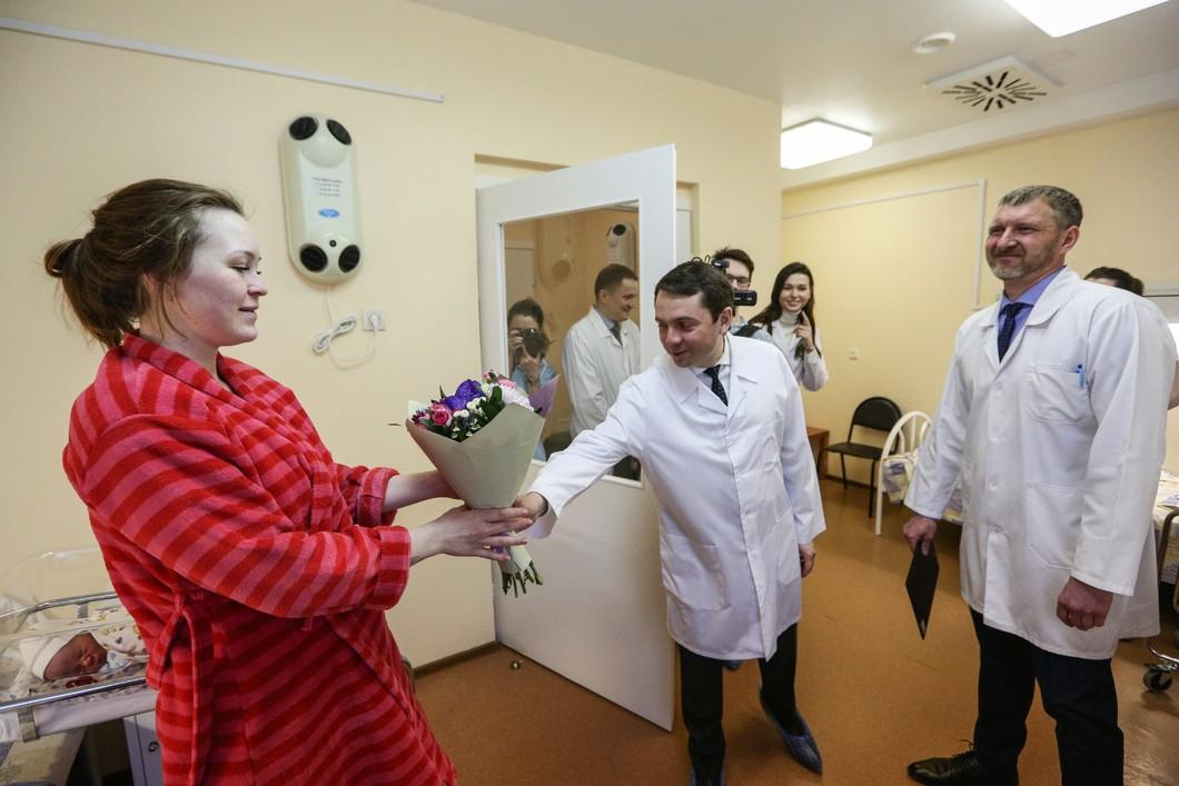 Щедрые друзья губернатора Мурманской области