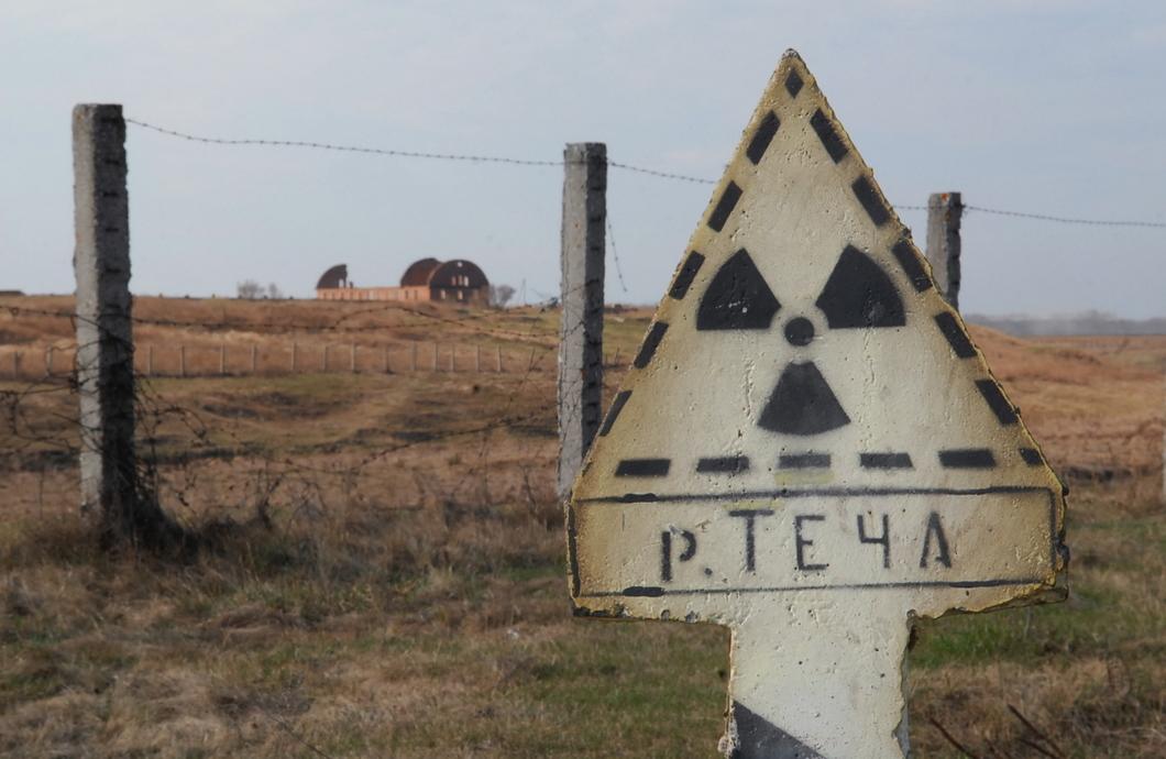 Окрестности села Муслюмово, возле реки Теча. Фото: РИА Новости