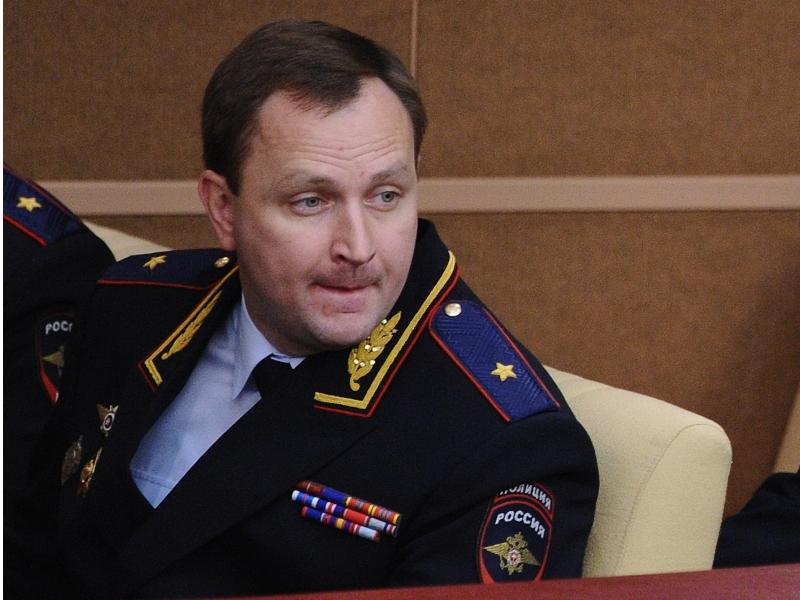 Денис Сугробов на слушаниях в Думе. Фото: РИА Новости