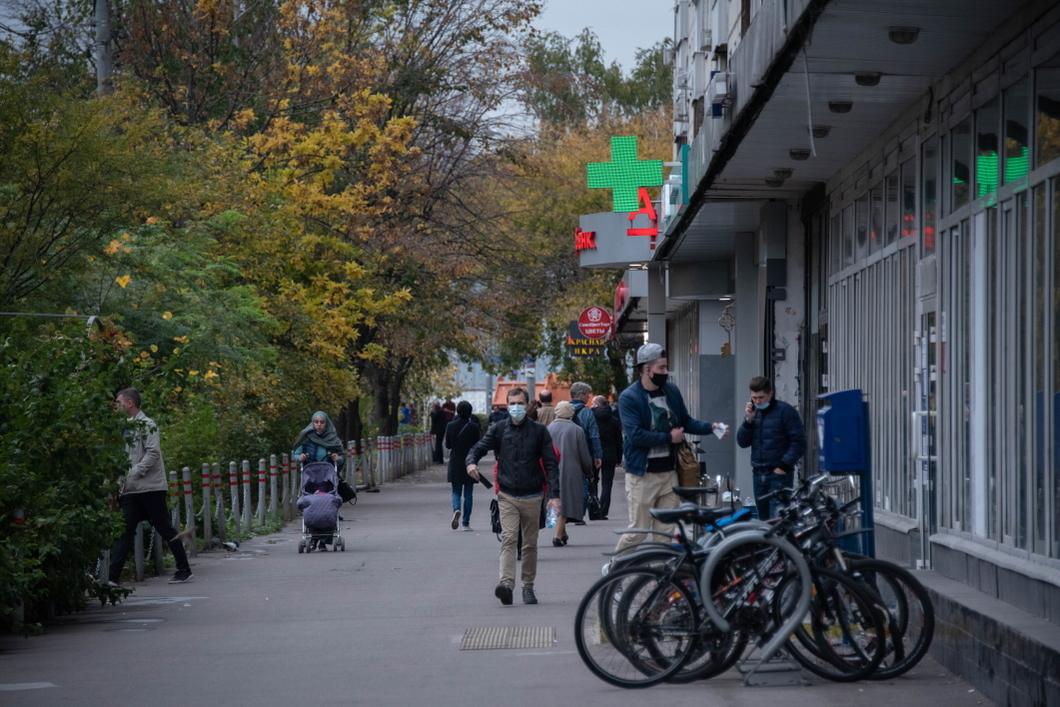 Фото: Виктория Одиссонова / «Новая газета»
