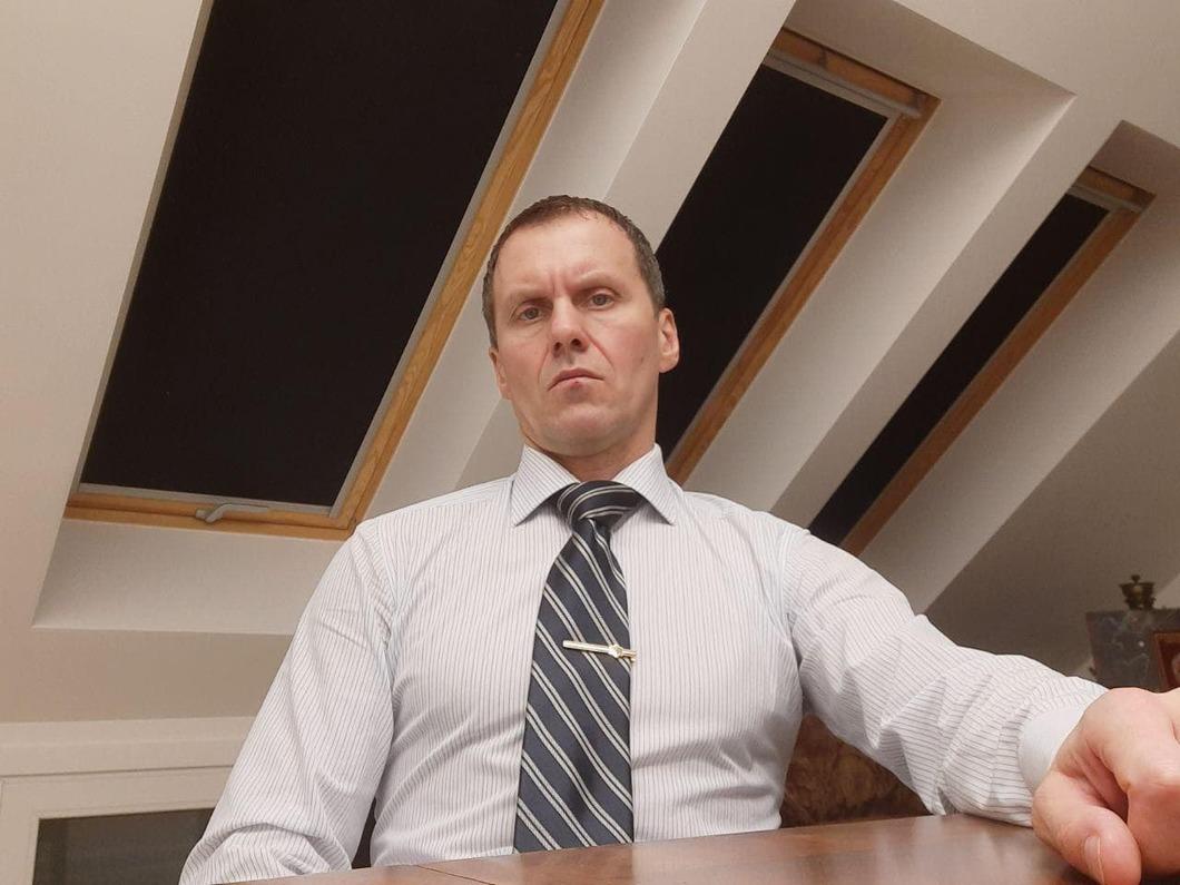 Игорь Макар. Фото из личного архива