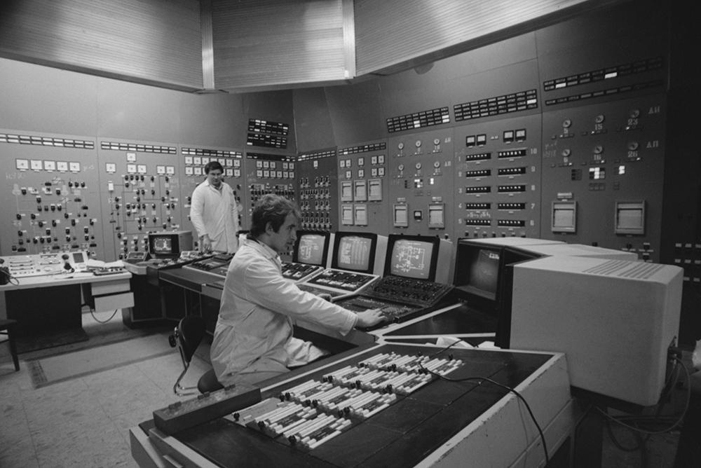 «С тем, что наворотили в Чернобыле, придется разбираться потомкам»