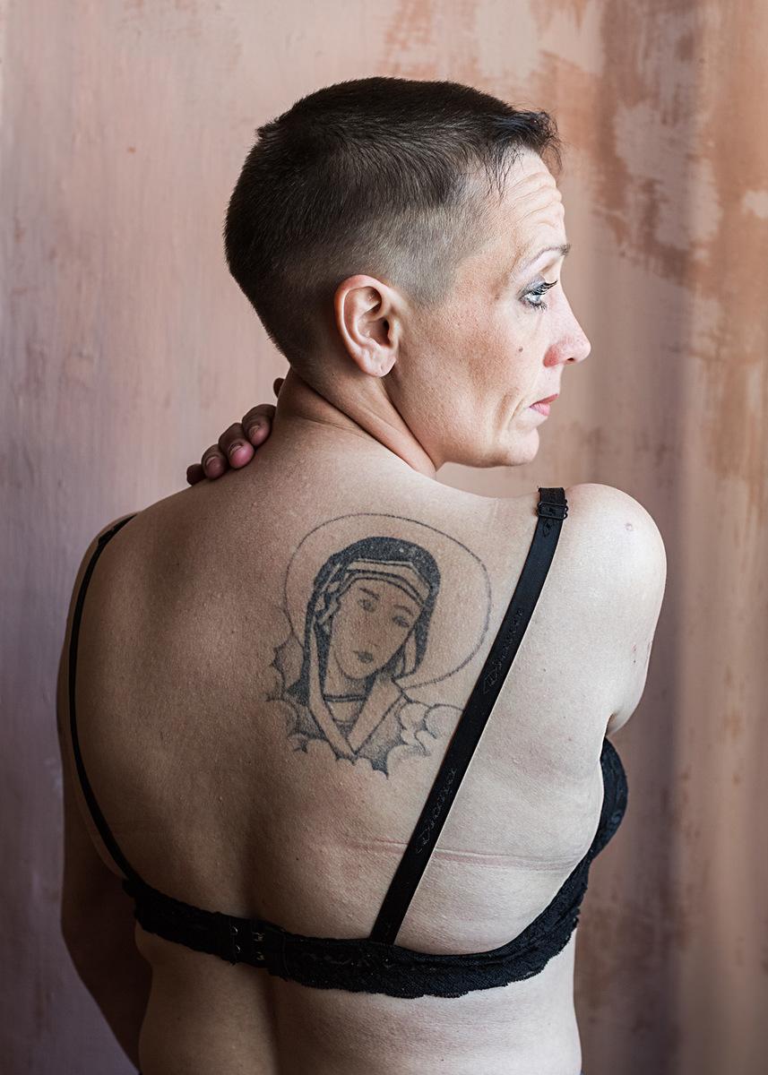 Татуировки женщин заключенных фото