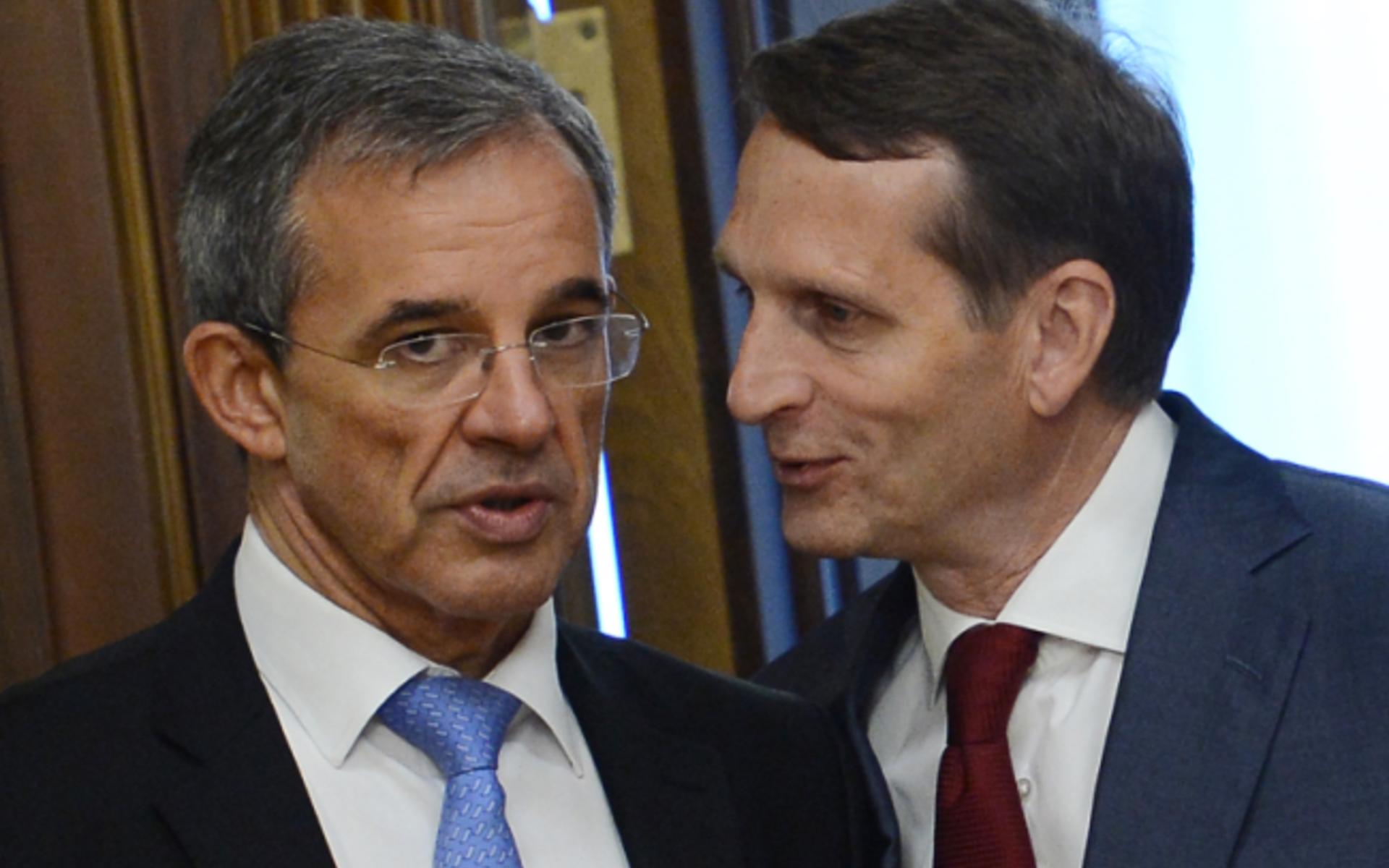 Тег: французские депутаты