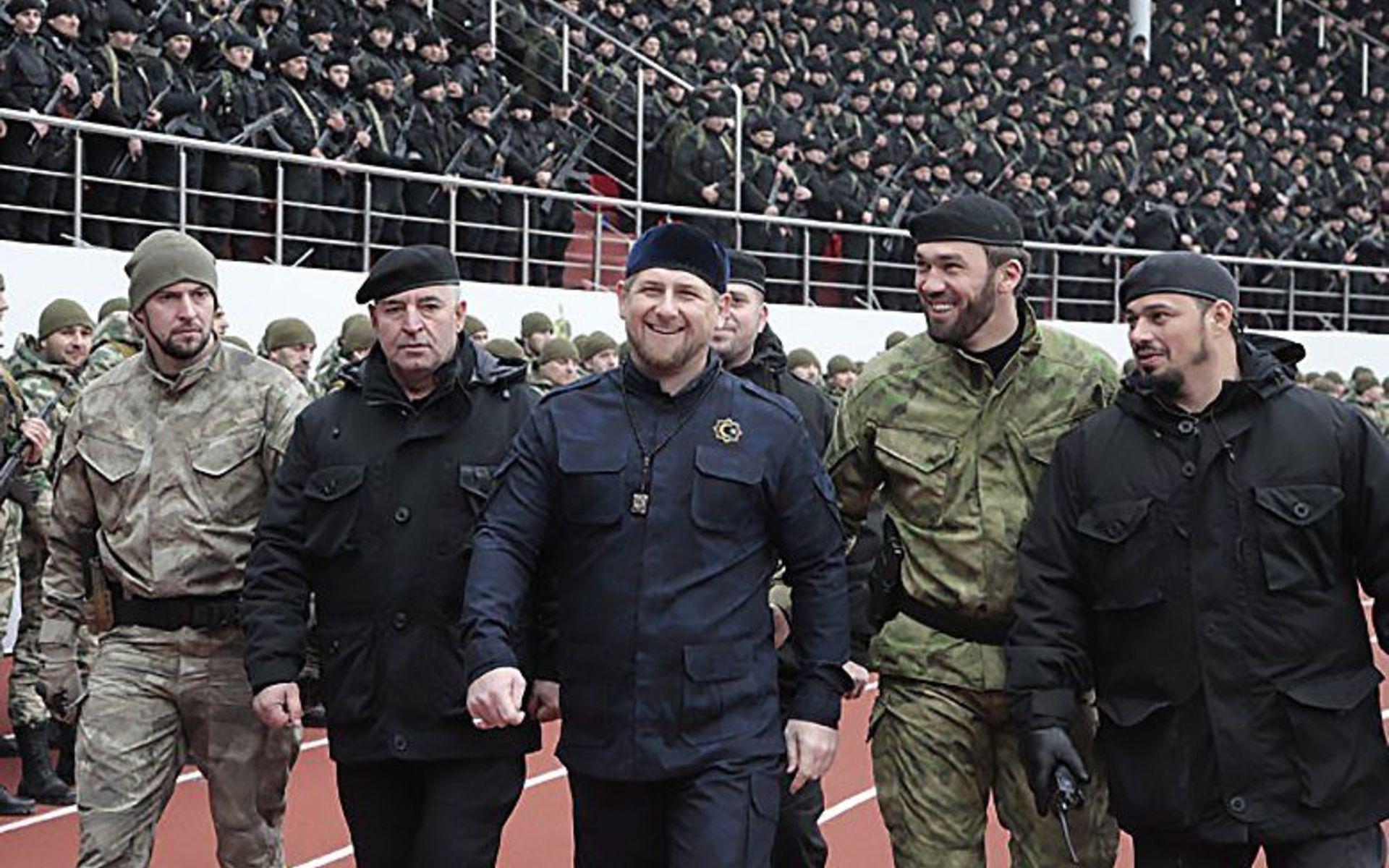 как путин ликвидировал армию кадырова: настоящие последствия указа...