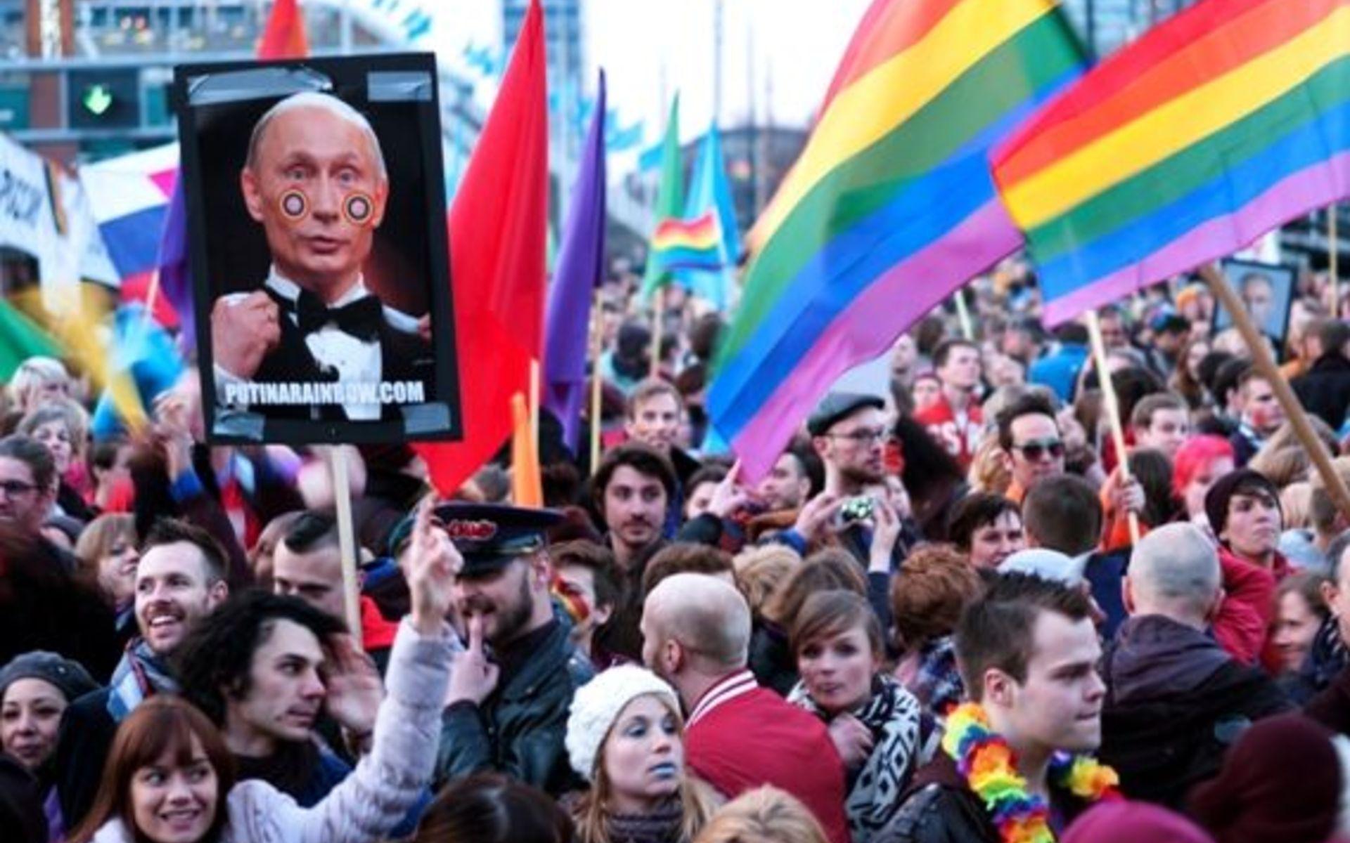 Опять геи кремля наслаждения, непередаваемого