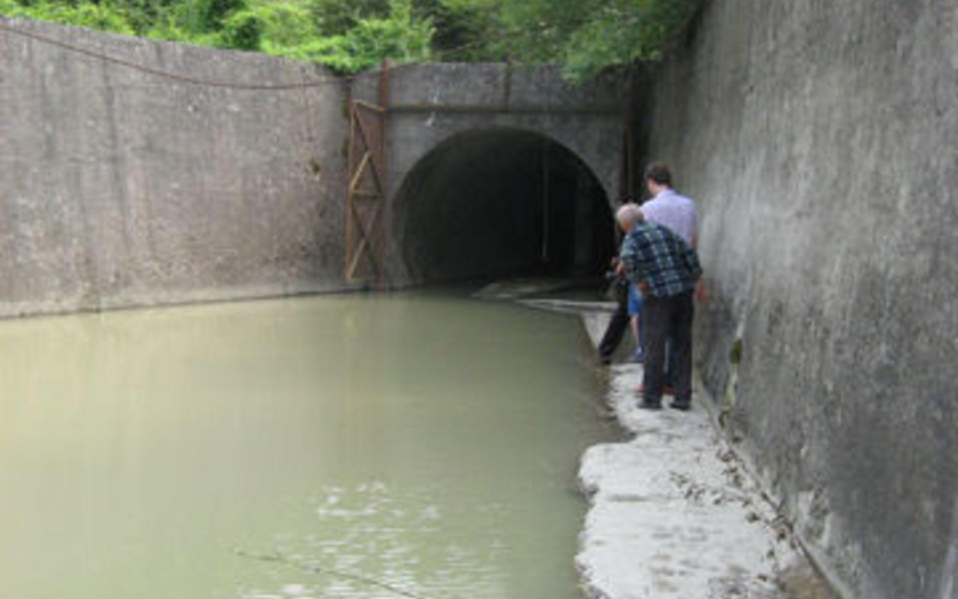 водохранилище неберджаевское схемы