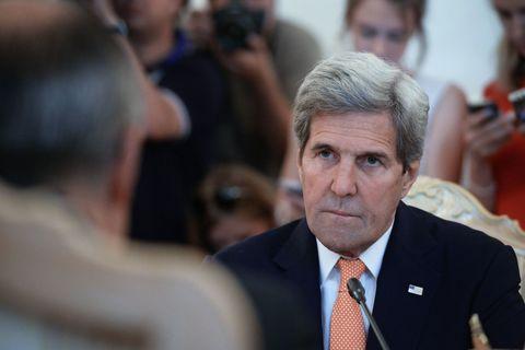 джон керри москва дамаск отвергают дипломатию стремятся военной