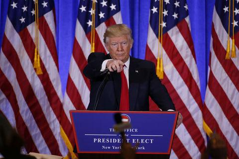 Трамп: Россия будет уважать США больше во время моего президентского срока