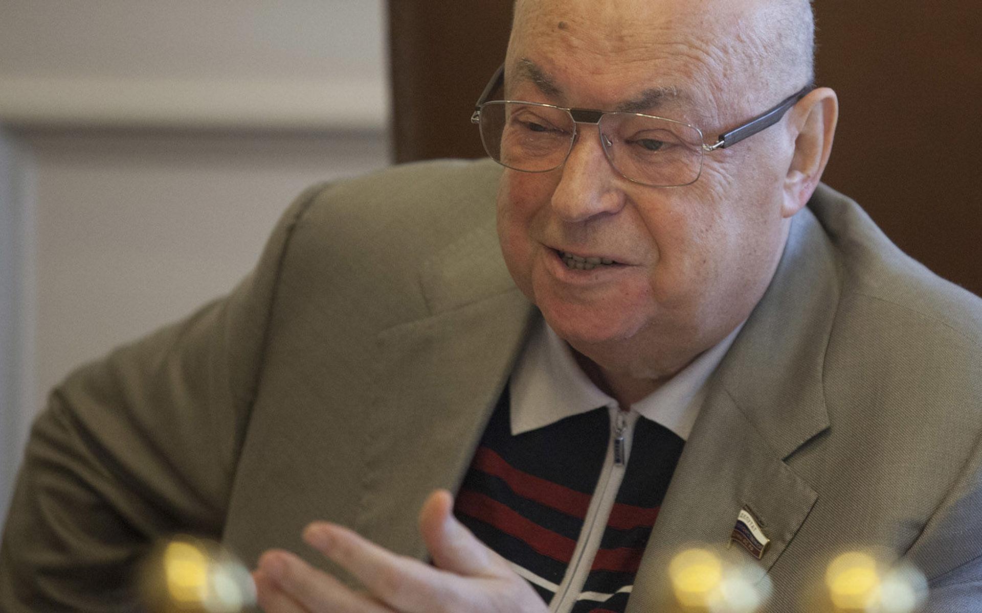Владимир Ресин: «Реновацию нужно было начинать 25 лет назад»