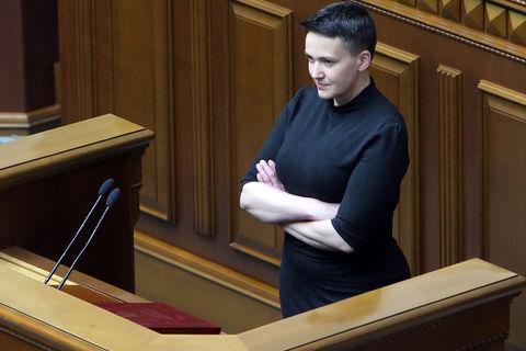 Надежда Савченко лишена депутатского иммунитета, Рада дала согласие на привлечение ее к уголовной ответственности и на арест