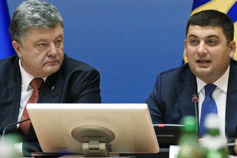 Правительство Украины в одностороннем порядке разорвало программу экономического сотрудничества с Россией