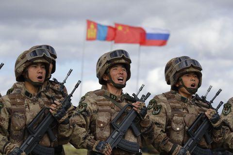 Китай призвал США отменить санкции за покупку российских вооружений 200ced3c6ea01