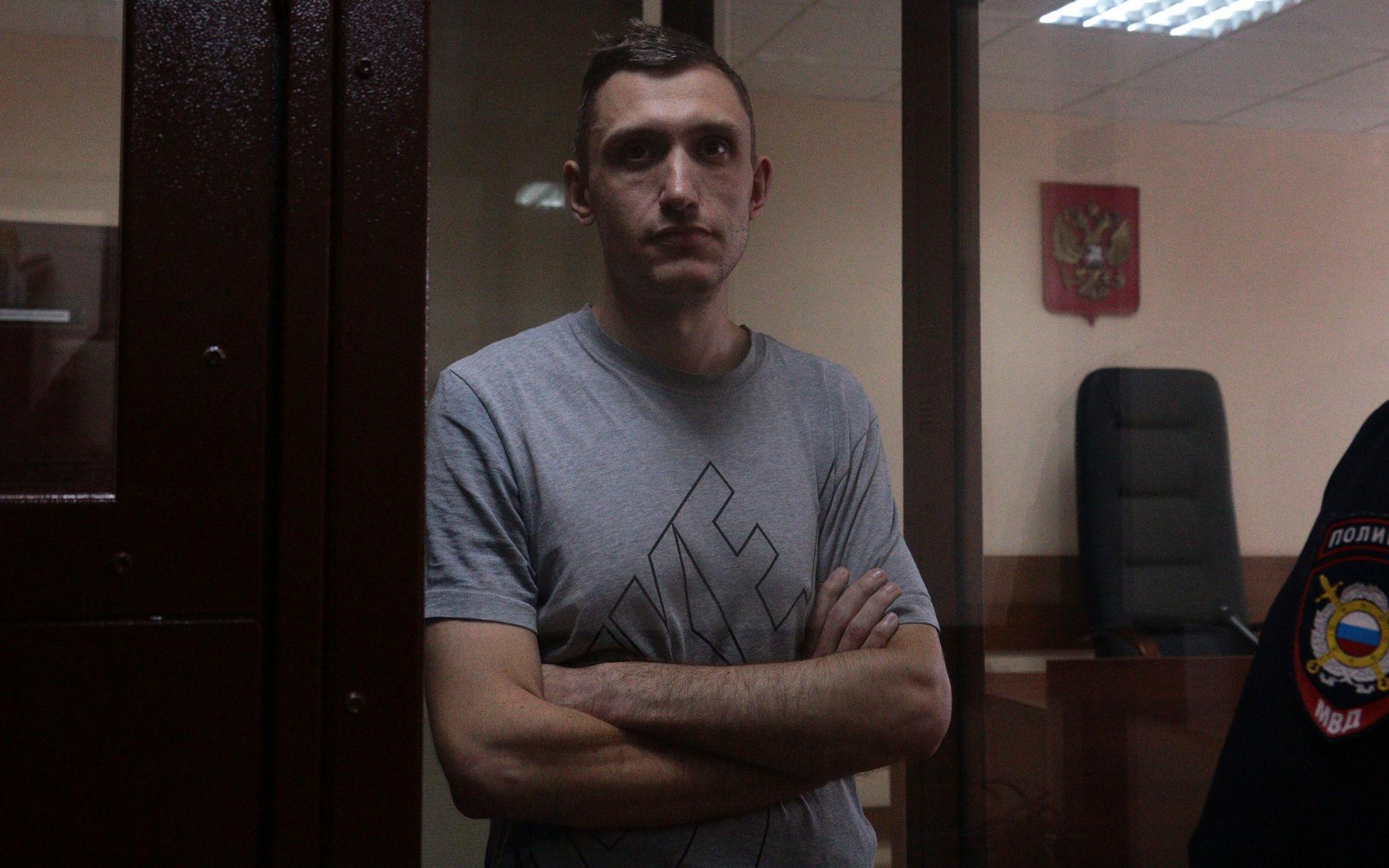 Пятый приговор по «московскому делу»: активисту Котову дали четыре года