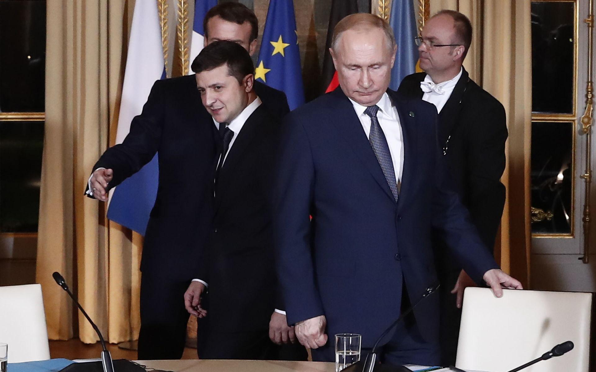 Можно ли пожимать руку Путину?» Президент Зеленский — об итогах ...