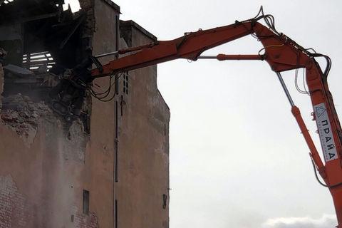 Коронавирус сносу не помеха. Петербургские власти подписали приговор сразу четырем историческим зданиям